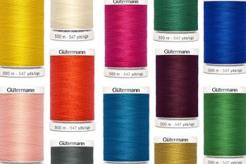 Gutermann Sew-All Thread - 500m
