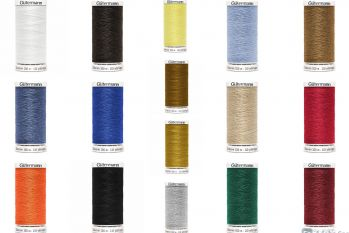 Guterman Denim Thread 100 Metre Reel