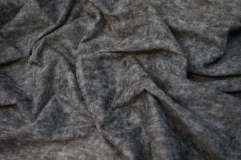 Light Weight 'Iron-On' Interfacing Grey Remnant - 2.1m