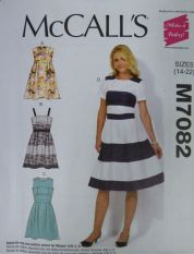 McCall's M7082 Sewing Pattern