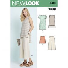 New Look 6461 Sewing Pattern