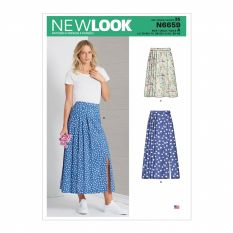 New Look 6659 Sewing Pattern