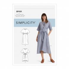 Simplicity 9101 Sewing Pattern