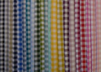 SW532 - Yarn-Dyed Large 9mm Gingham Checks