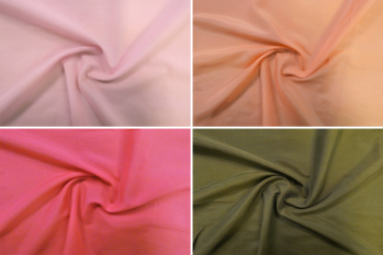 Soft Sheened Silk Voile Plains